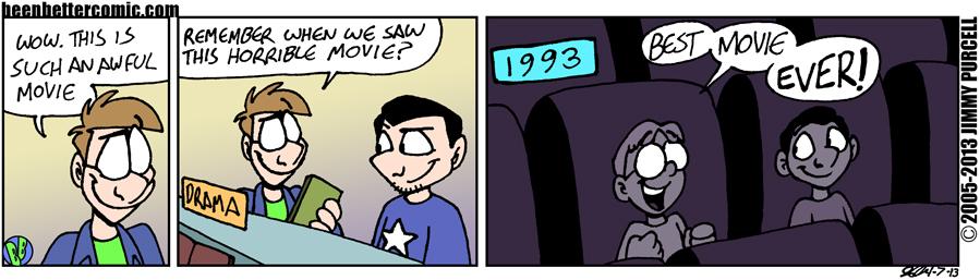 Cinematic Naivety