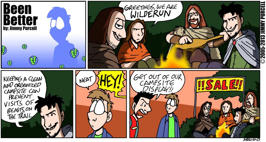 Wilderun PSA
