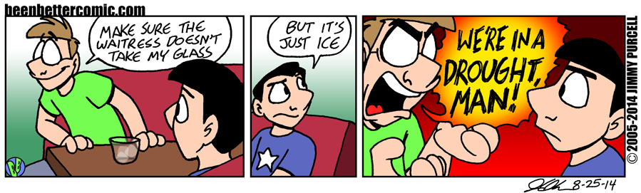 Not Just Ice