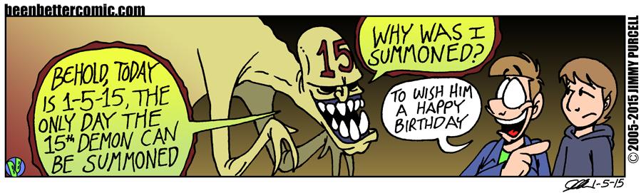 Demon 15