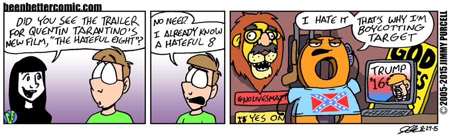 A Hateful 8