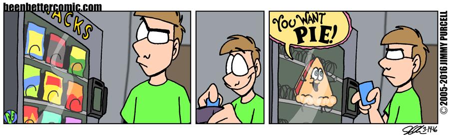 Vanishing Snacks