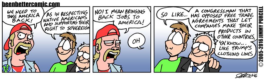 The American Choice