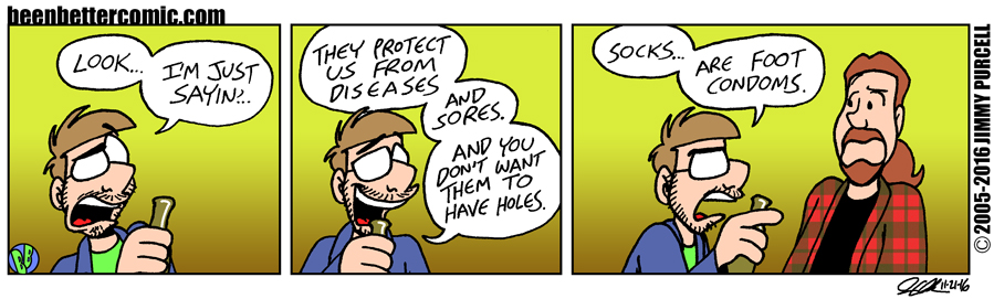 Sock Talk