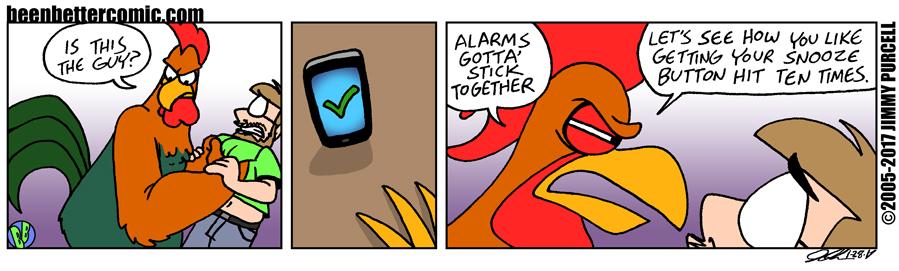 Alarm Allies