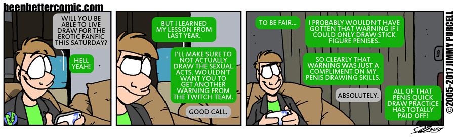 Penis Practice