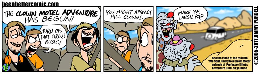 Clown Motel Adventure