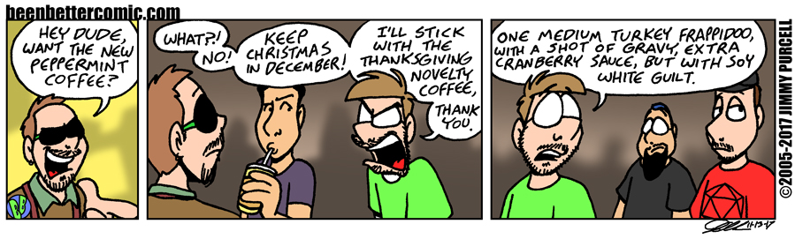 November Coffee
