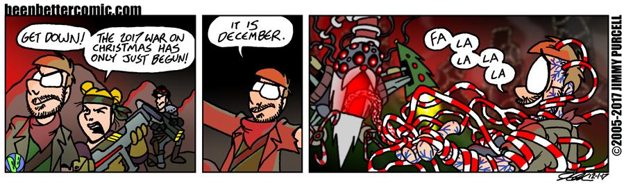 Time For December