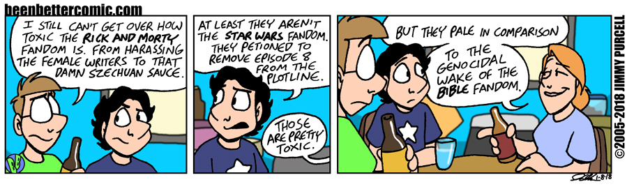 Toxic Fandoms