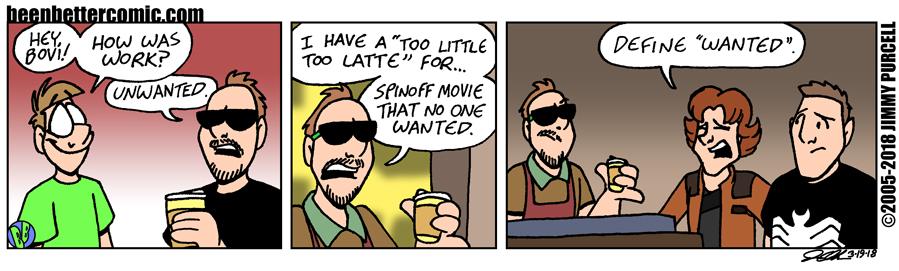 Unwanted Coffee Drinkers