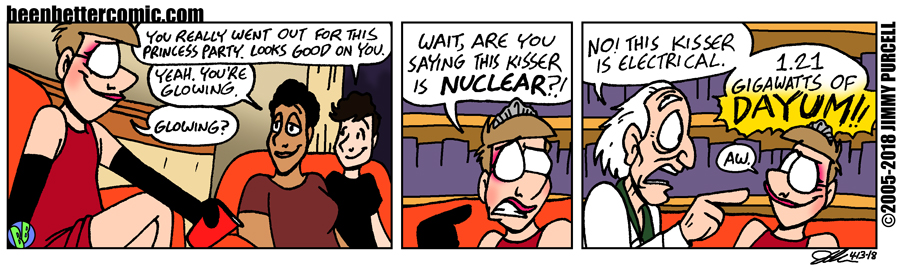 Electric Kisser